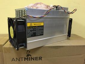 Lote 3 Minadores Usados Scrypt, Antminer L3 C/ Fuente Orig