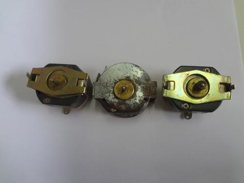 lote 3 motores para gravador de rolo