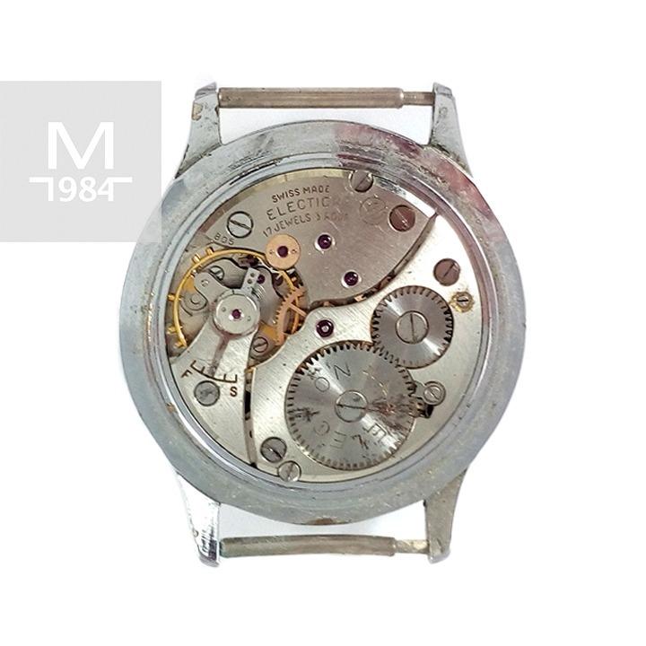 Lote 3 Relojes Antiguos Orient Seiko Election No Funcionan