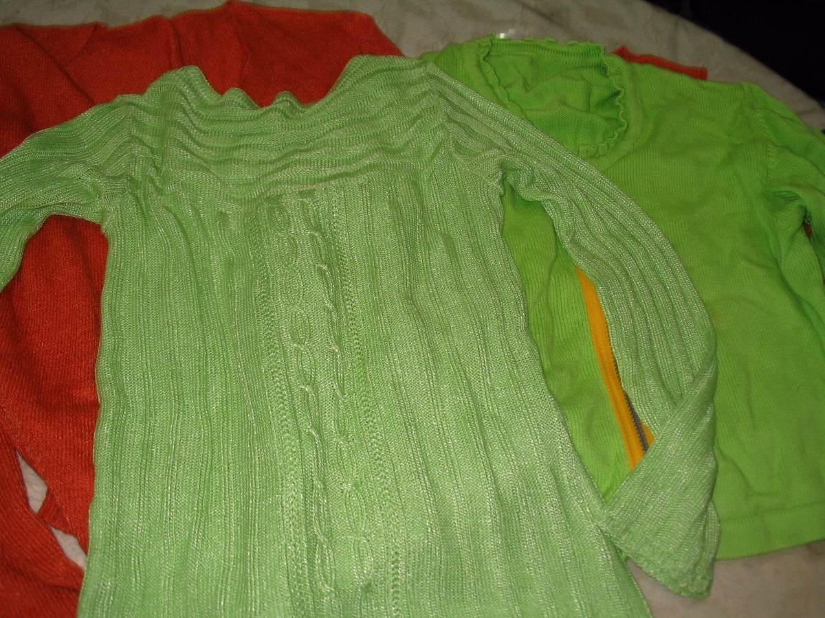 lote 3 sacos abiertos saquitos hilo remera sweater feria am. Cargando zoom. 67dc8cebe022