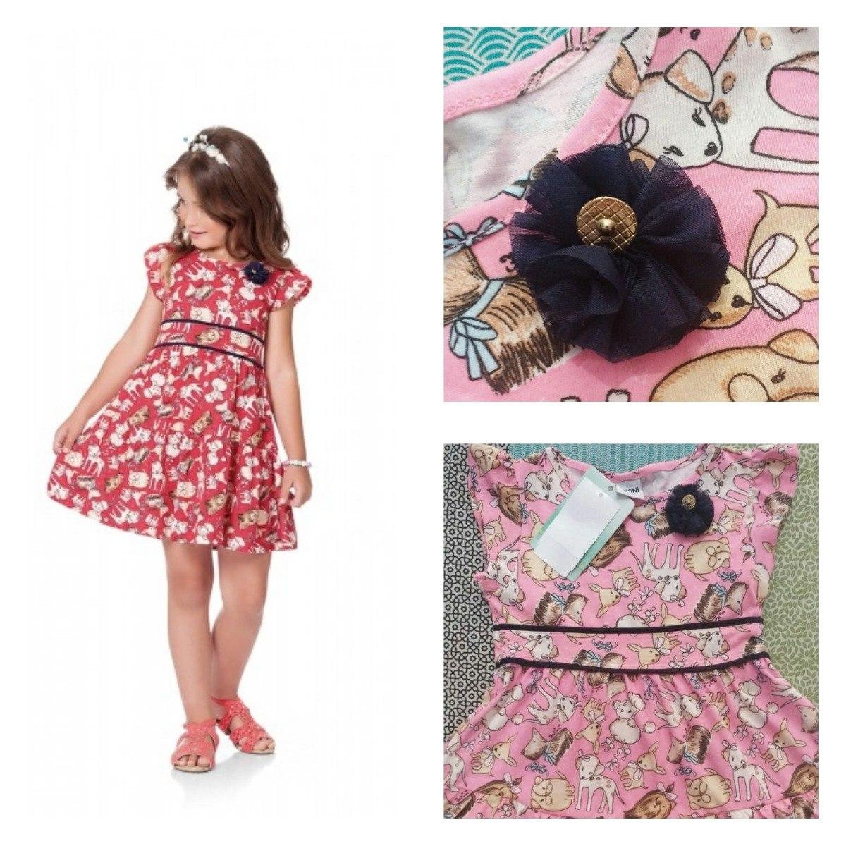 a7bf449f2b8b lote 3 vestidos infantil feminino tamanho 10 anos (lt 82). Carregando zoom.