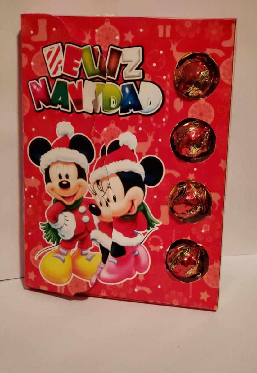Tarjeta regalo como lote de navidad