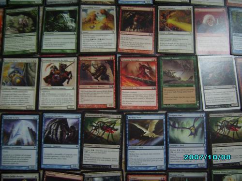 lote 300 cartas de magic escogidas al azar