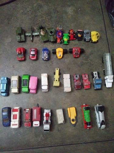 lote 35 carritos