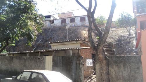 lote 360 m², com barração bairro serra verde apenas 150 mil - 1068