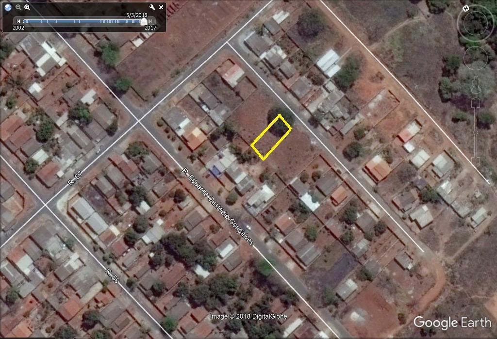 lote 366m² (asfalto e agua) independencia mansoes