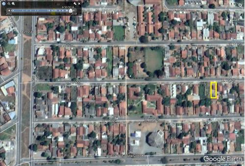 lote 367,80m² (asfalto e agua) conjunto vera cruz