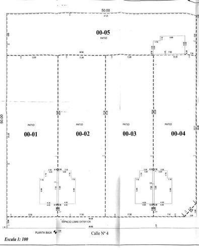 lote 4 esq. 489 (uf.3) (venta)