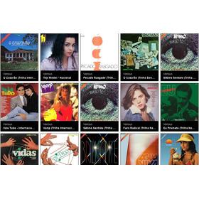 Lote 4 Lp ´s De Novelas A Sua Escolha - Mais De 100 Opções