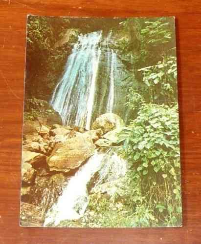 lote 4 postales castillos puerto rico caracas venezuela