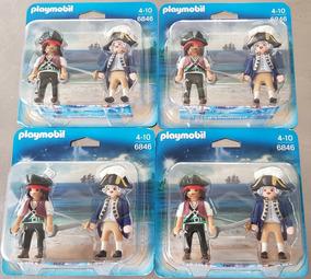 Lote Pirata Playmobil 6846 Envio 4 Grat Pzas Nuevo Y Soldado dCBWoexr