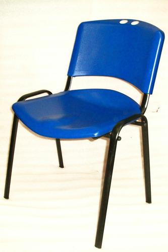 lote 4 sillas de visita cyber,oficina,consultorios,despachos