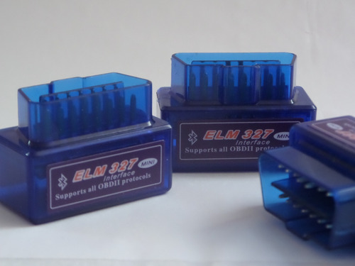 lote 47 piezas scaner obdii bluetooth, modelo elm327 mini.