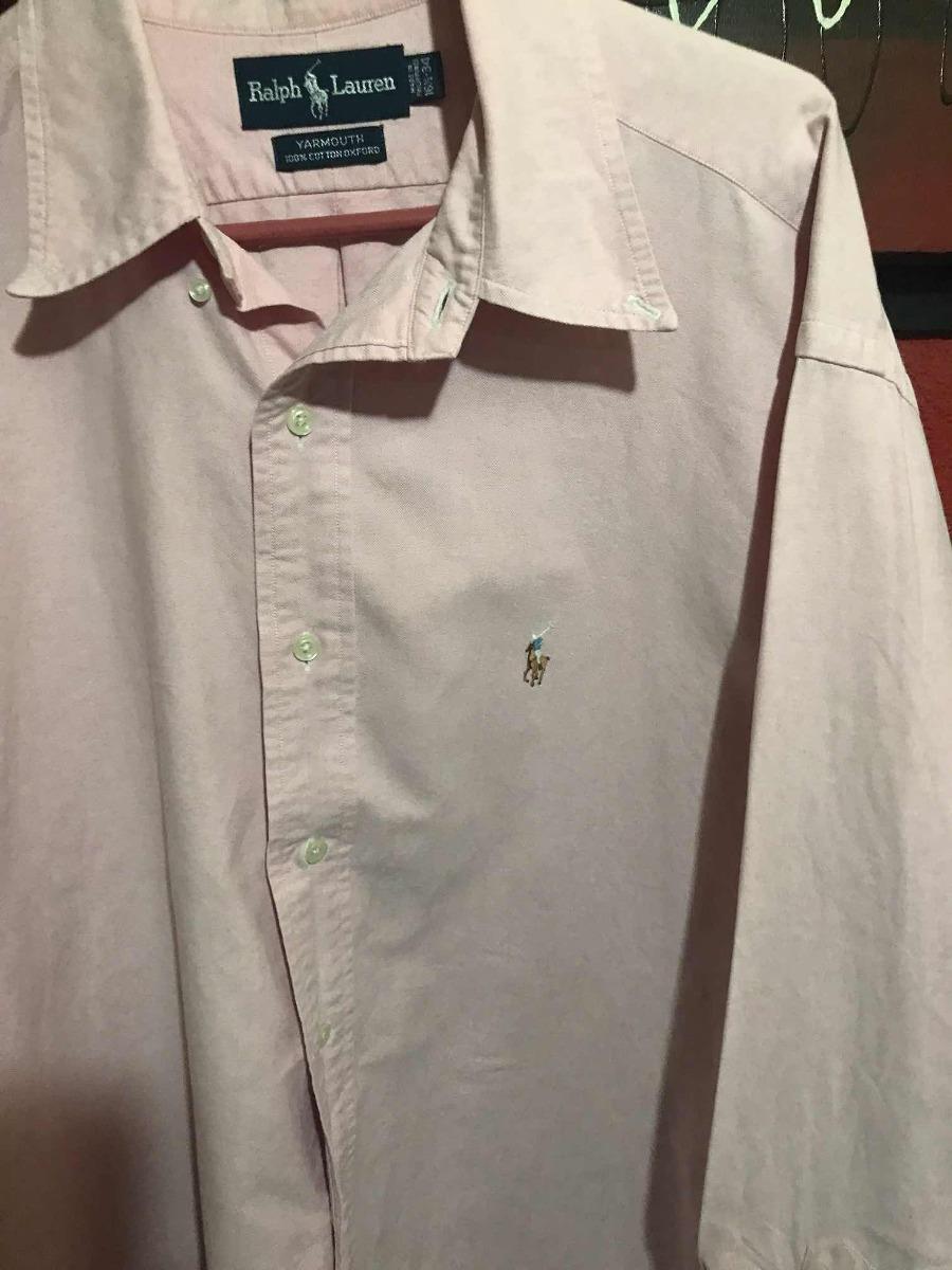 Lote 5 Camisas Manga Larga Marca Polo Ralph Lauren -   1,299.00 en ... 012d9ca2594