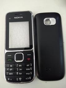 4bbf0f48c26 Lotes De Nokia C2 01 - Celulares e Telefones no Mercado Livre Brasil