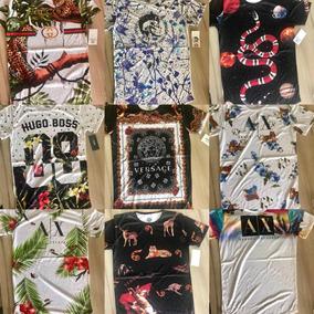 120b25aae0 Playeras Gucci Blanca Y Negra - Ropa, Bolsas y Calzado en Mercado Libre  México