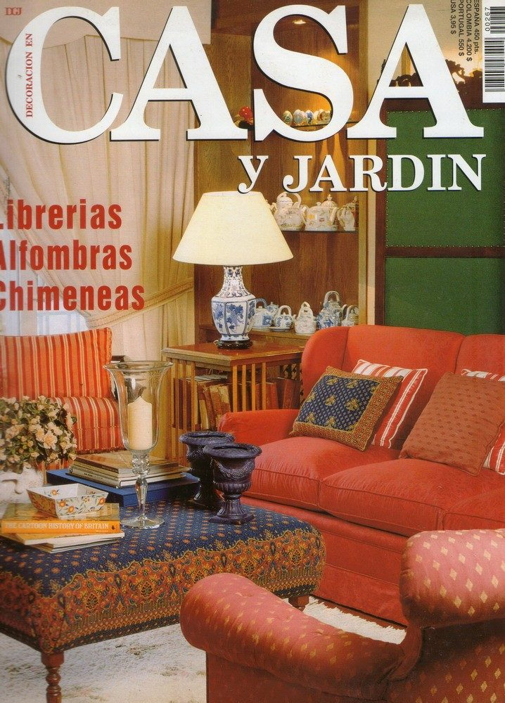 cargando zoom - Revistas De Decoracion