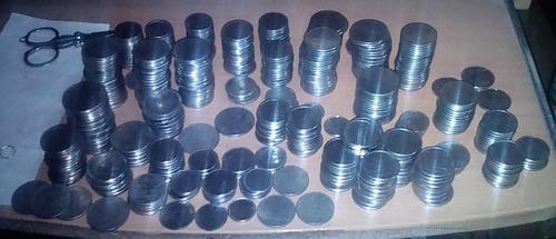 lote 546 moedas cruzeiros cruzados 98% soberbas