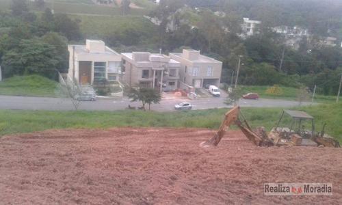 lote 549 m² em condomínio com projeto aprovado, em cotia - te0187