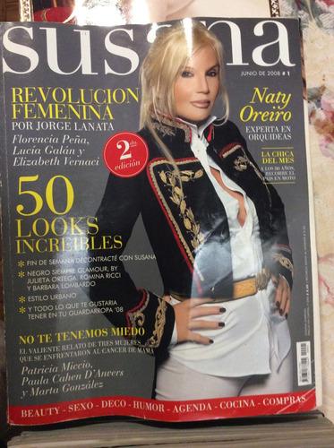 lote 57 revistas susana en excelente estado colección