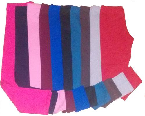 lote 6 calças leggings tamanho 2_4_6