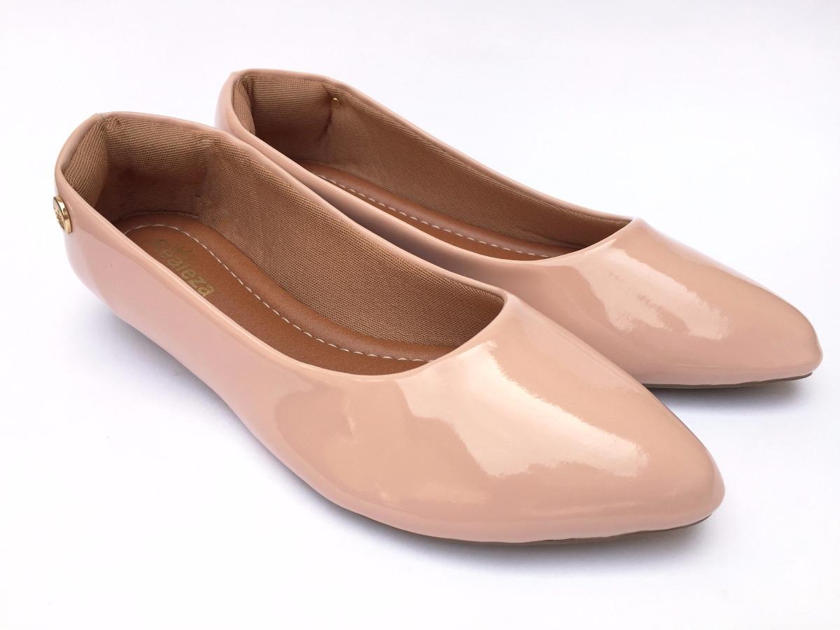 8849bf6f4 lote 6 pares atacado sapatilha feminina bico fino confort. Carregando zoom.
