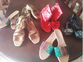 0e759fd5d Lote Zapatos Mujer - Sandalias de Mujer en Mercado Libre Argentina