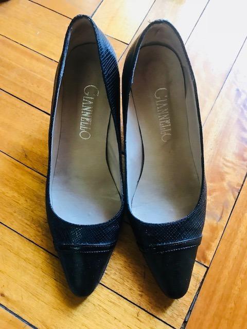 Antiguos Calidad2 700 Mujer 6 00 Pares Lote De Cuero Zapatos 8vmNnw0