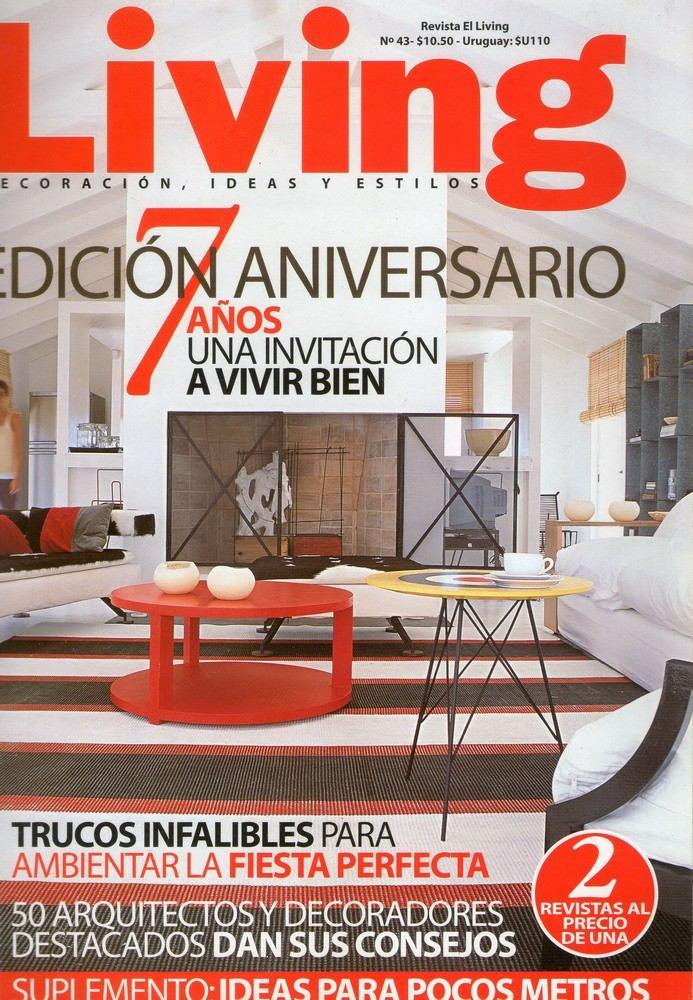 beautiful lote revistas living decoracion ideas y estilos with revistas de decoracion