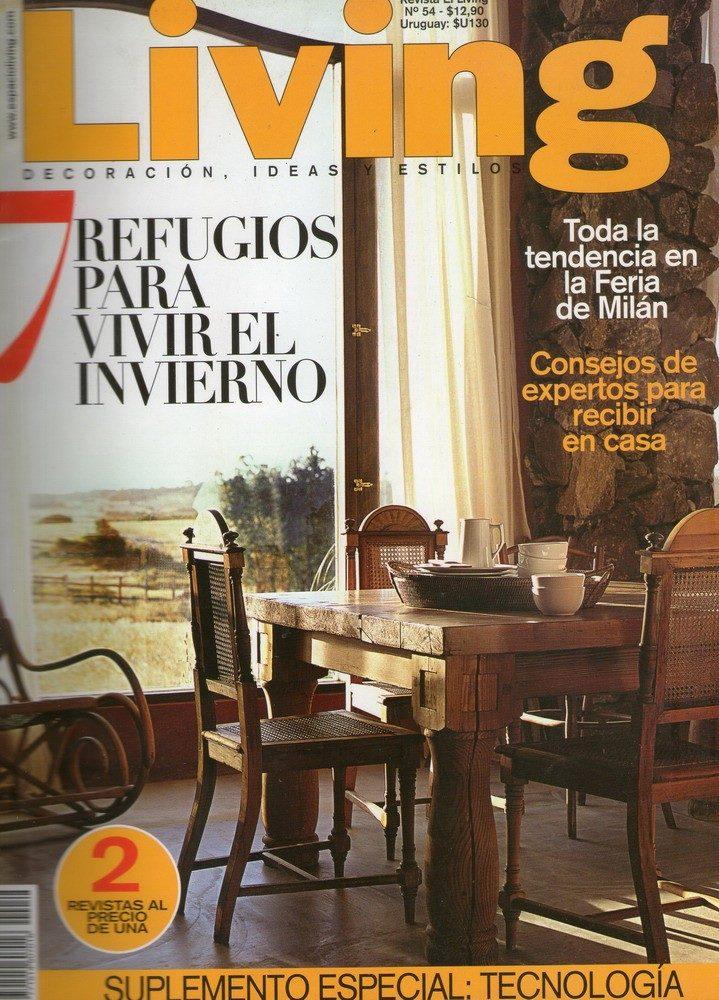 great lote revistas living decoracion ideas y estilos with revistas de decoracion