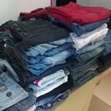lote 60 peças de roupas femininas brecho bazar