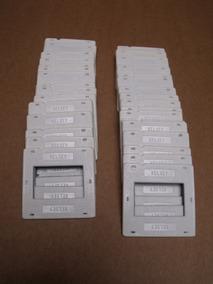 Caja de almacenamiento Proyector De Diapositivas Slide Cassette Bandejas X 2 35 diapositivas para Voigtlander