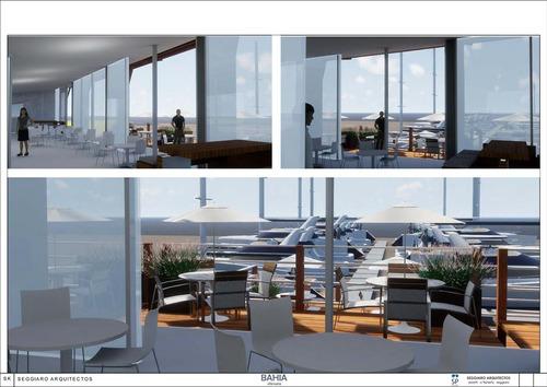 lote 680m2 amarra opcional - bahia villa nueva