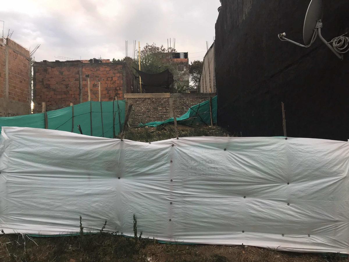 lote (6x14 mts) en altos del peñón-girardot