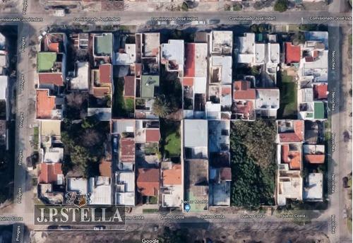 lote 730m²  - apto desarrollo inmobiliario - lomas del mirador