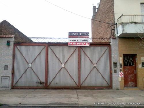 lote 7,66 x 54 mts en ciudad madero - venta (cod. 516)