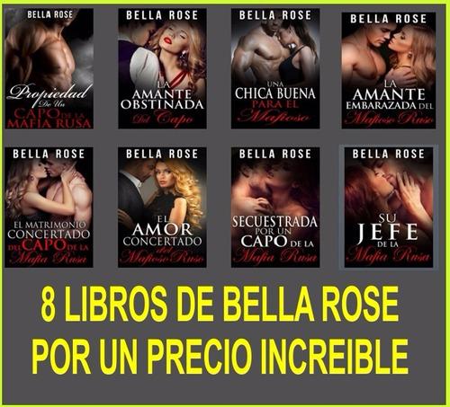lote 8 ebook de bella rose ( erótico )