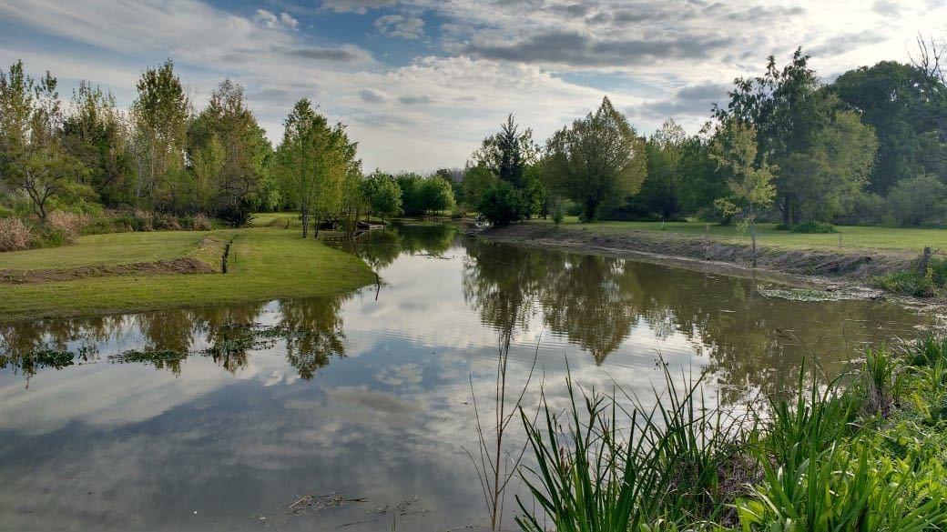 lote 8 en el delta cornamusa complejo ecoturístico