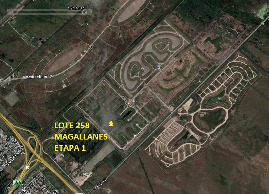 lote 840 m2 - magallanes - pueblos del plata - sin deuda