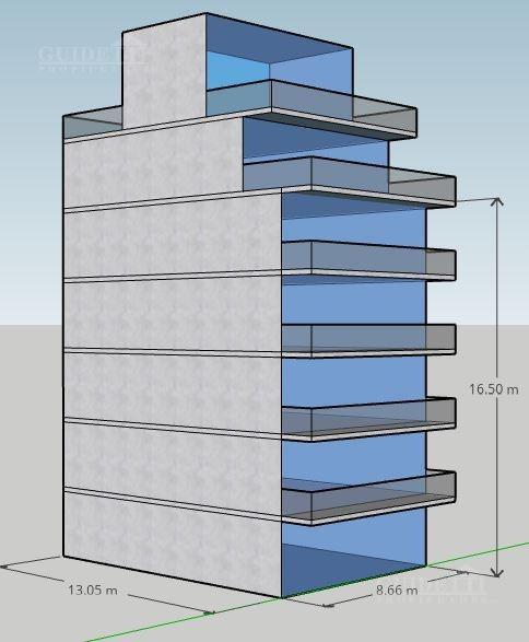 lote 8.66 x  13.05   zonif. e3   703 m2 construibles. saavedra