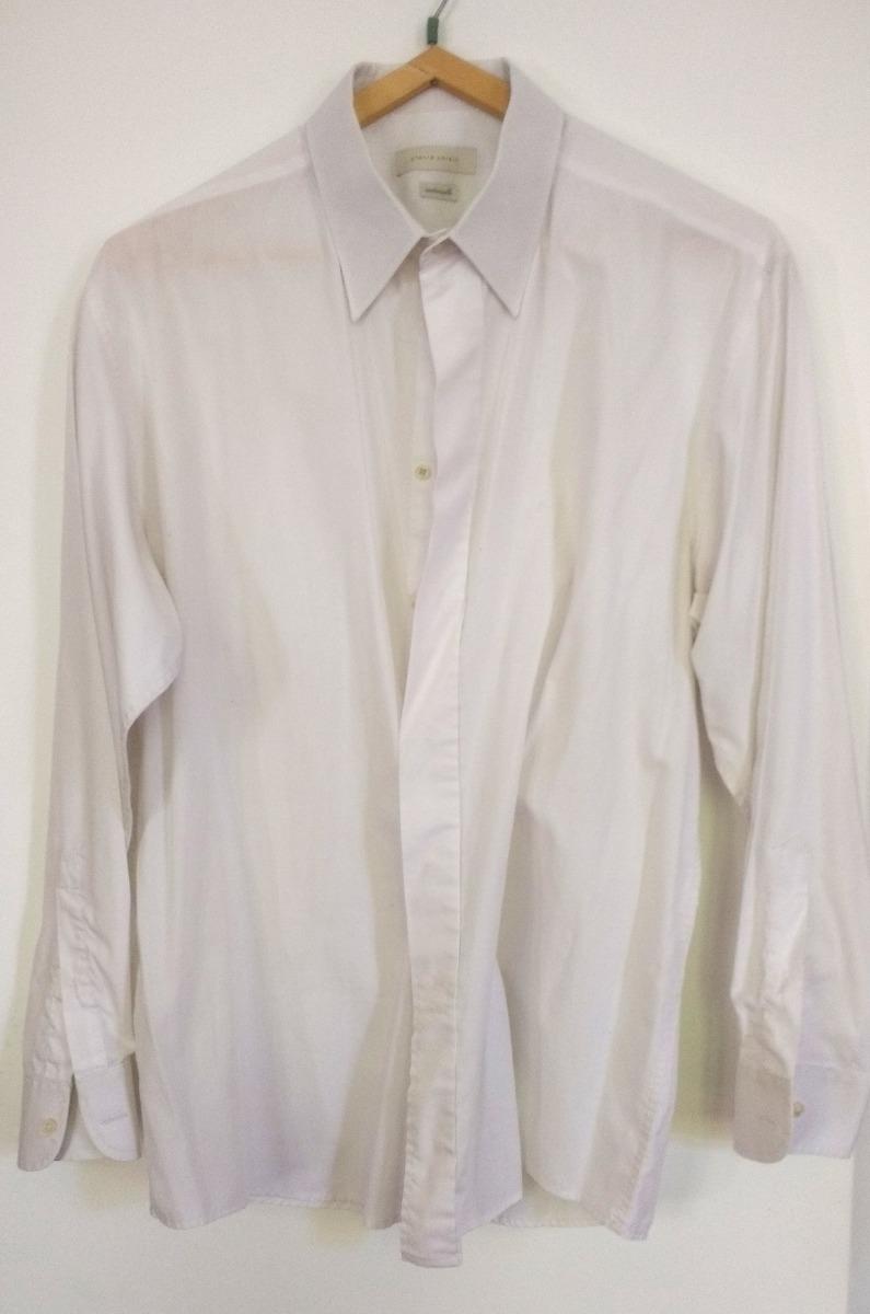 29ac01069898 Lote 9 Camisas Hombre Vestir Traje Manga Larga Xl Vs Modelos - $ 1.499,00