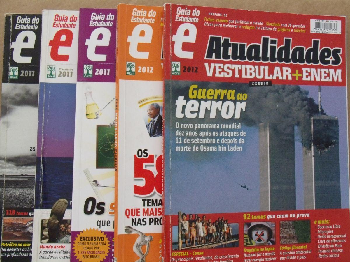 revista guia do estudante atualidades 2012