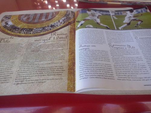 lote 9 revistas santastico -bem conservadas!