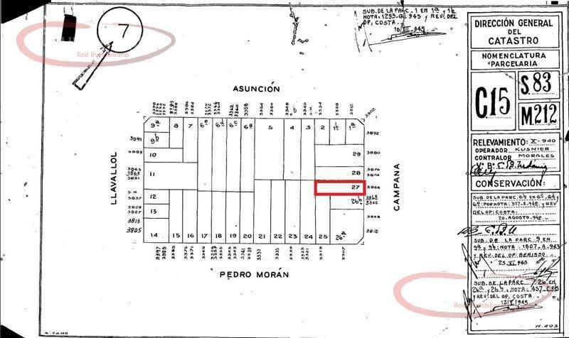lote 9.09x29.48-usab2-pb 3pisos piso retirado