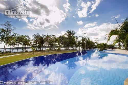 lote a venda praia dos passarinhos,  lote 800 m²,  ponta negra, manaus / am. - te00142 - 32402501