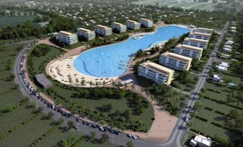 lote acquavista villa residencial - central - oportunidad.