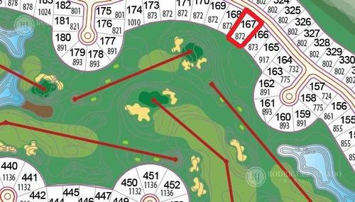 lote al golf - barrio golf - el canton