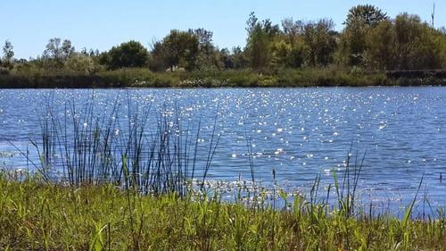 lote al lago barrio muelles