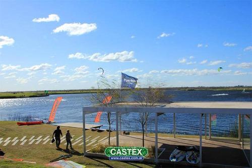 lote al lago central con financiación
