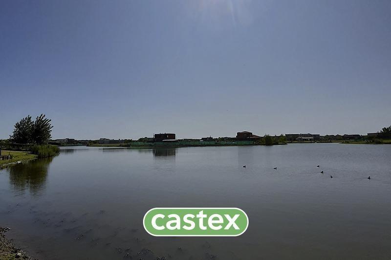 lote al lago en el cantón, barrio islas, escobar